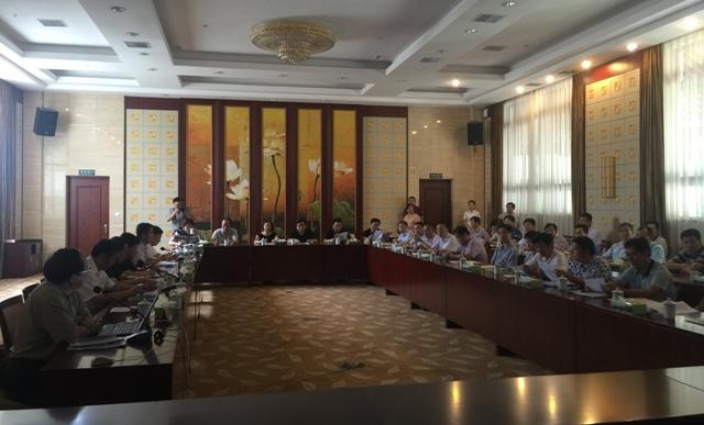 cpca受邀出席昆山市印制电路板行业协会2015年上半年度工作会议